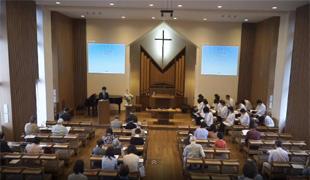 礼拝動画配信のイメージ